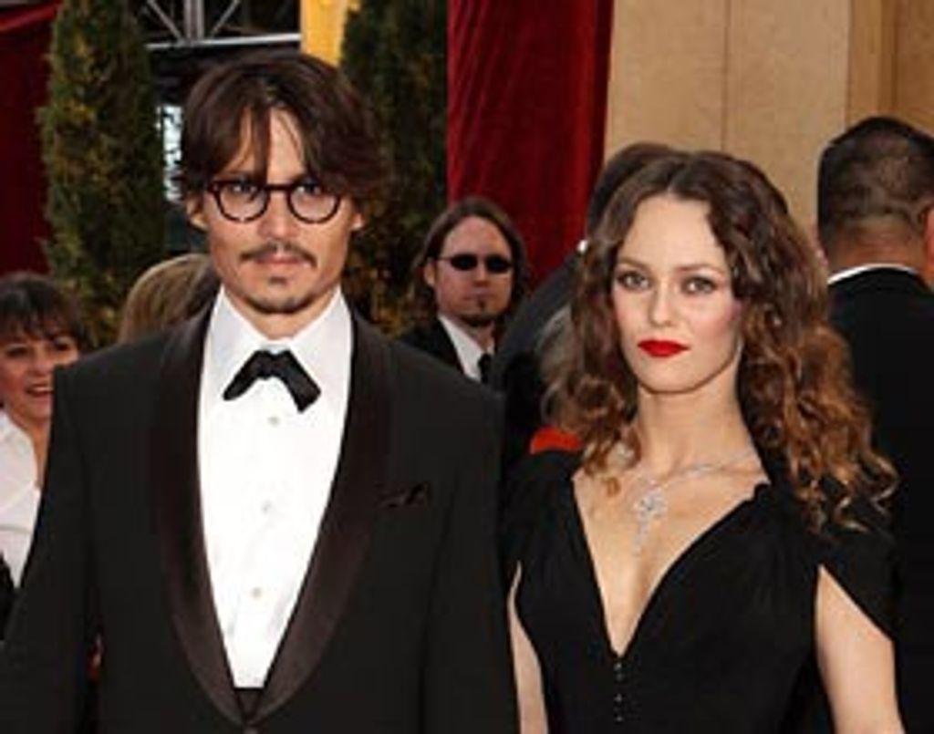 Vanessa Paradis et Johnny Depp, leur week-end en Italie