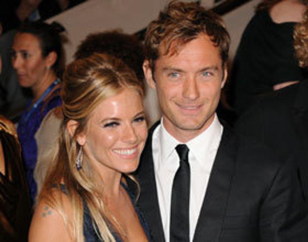Clap de fin pour Sienna Miller et Jude Law !