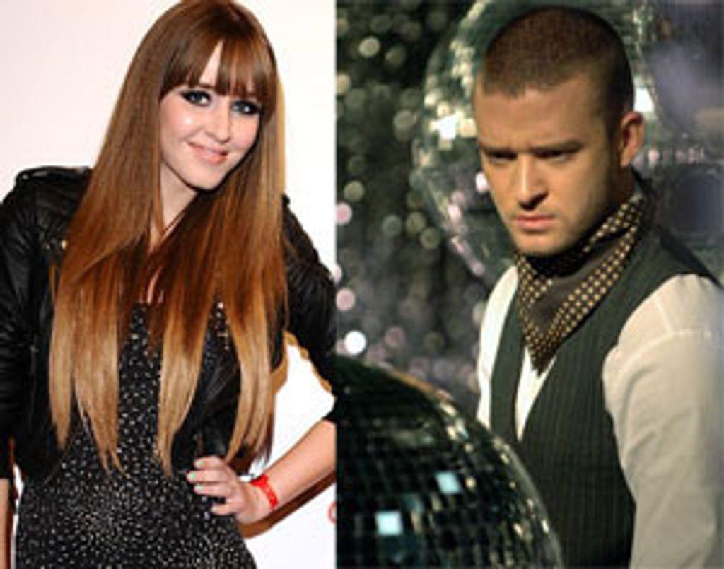 Le coup de coeur de Justin Timberlake pour Esmée Denters