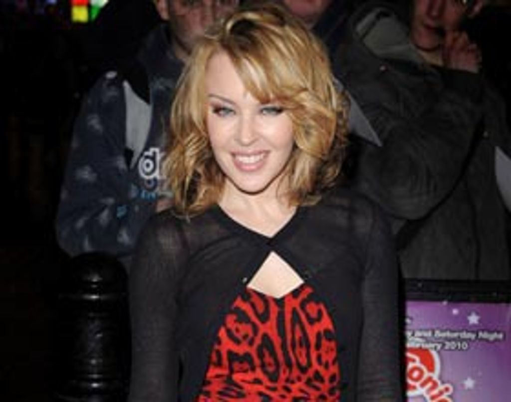 Kylie Minogue et Mama Mia !, même combat