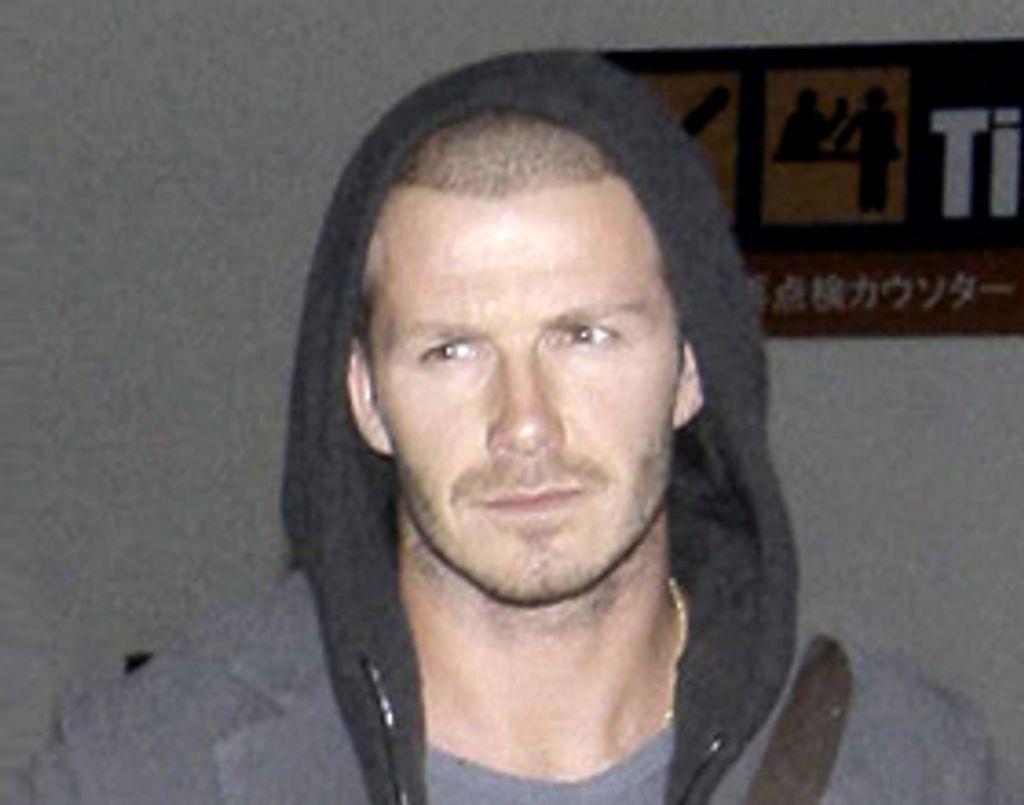 David Beckham délaisse le football pour se lancer dans la mode