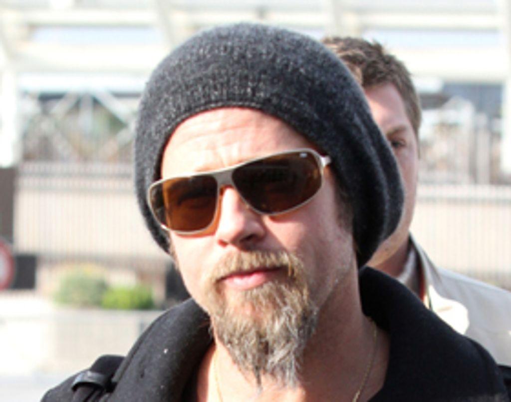 Le nouveau look de Brad Pitt