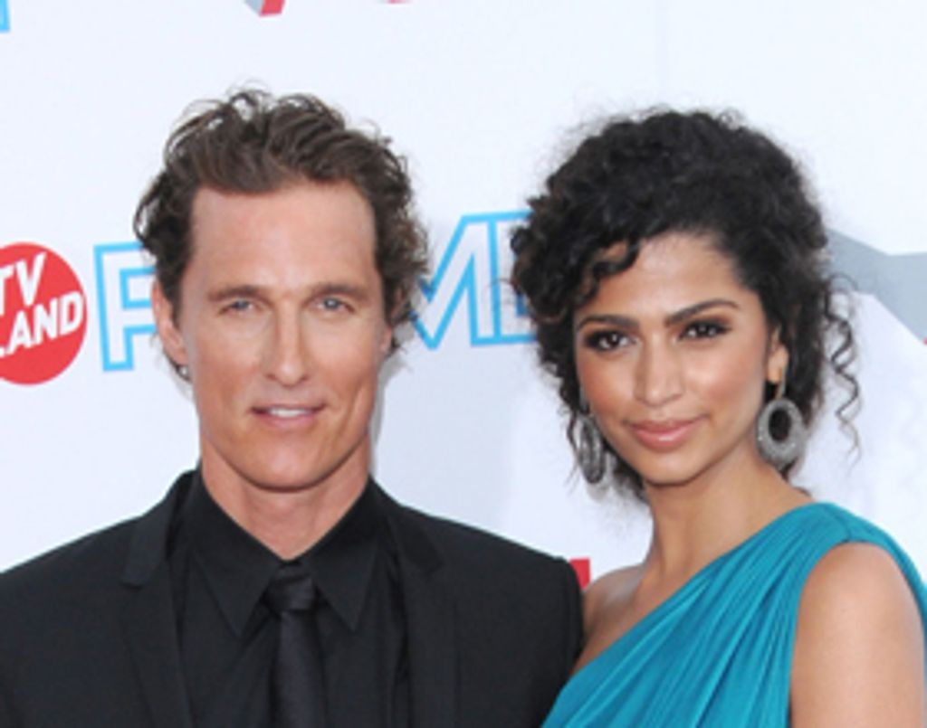 Matthew McConaughey papa pour... la seconde fois !