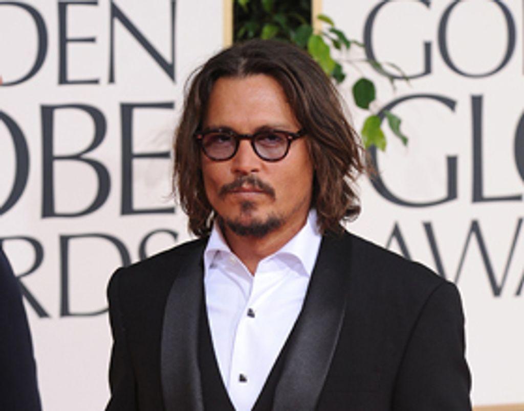 Johnny Depp sera L'Introuvable !