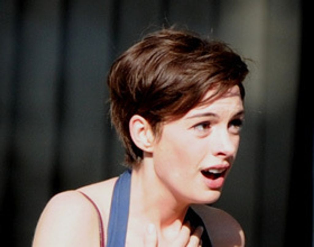 La métamorphose d'Anne Hathaway