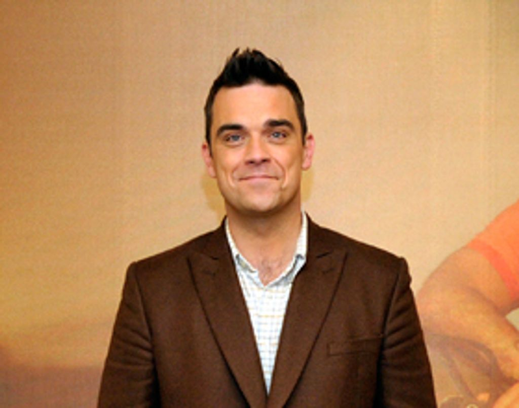 Robbie Williams a enfin demandé sa compagne en mariage !