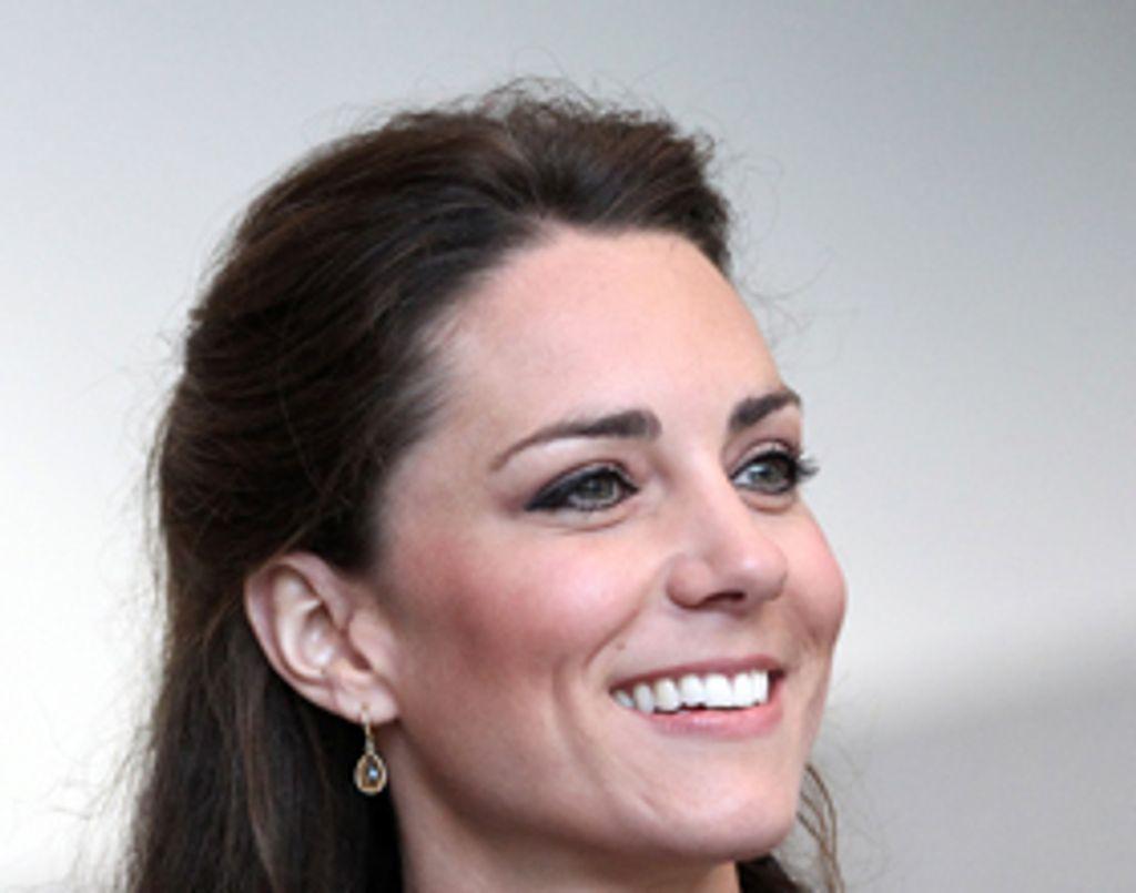 Kate Middleton aurait dessiné sa robe de mariée !