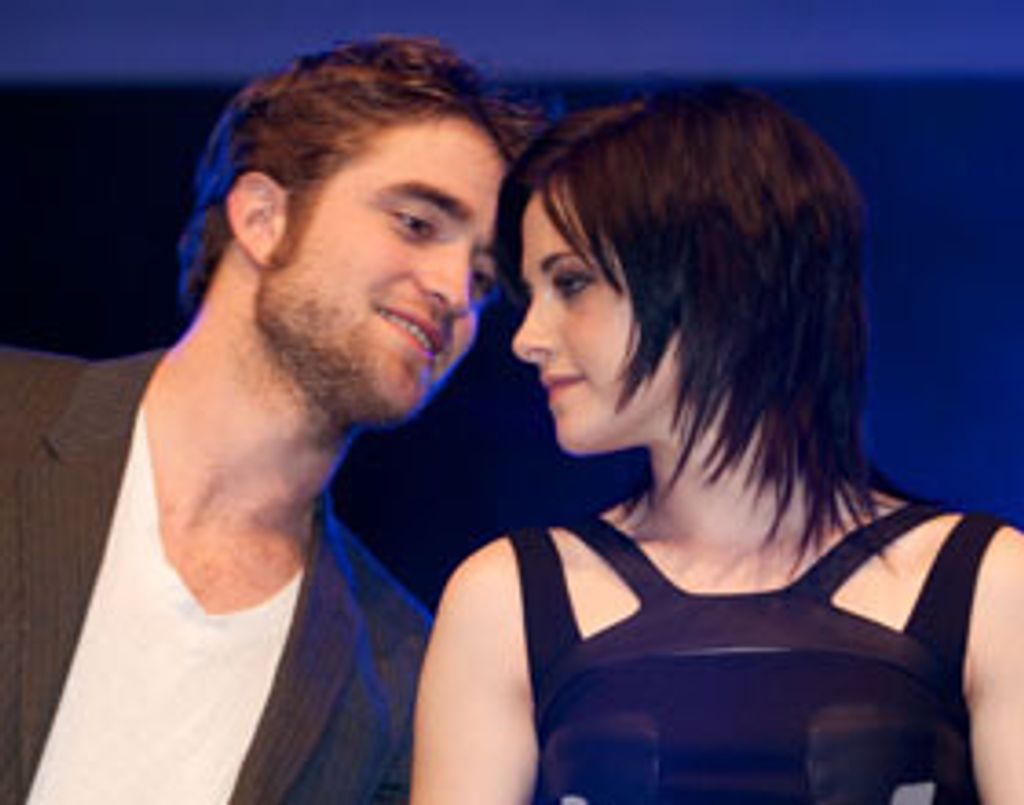 Kristen Stewart et Robert Pattinson ne se quittent plus !