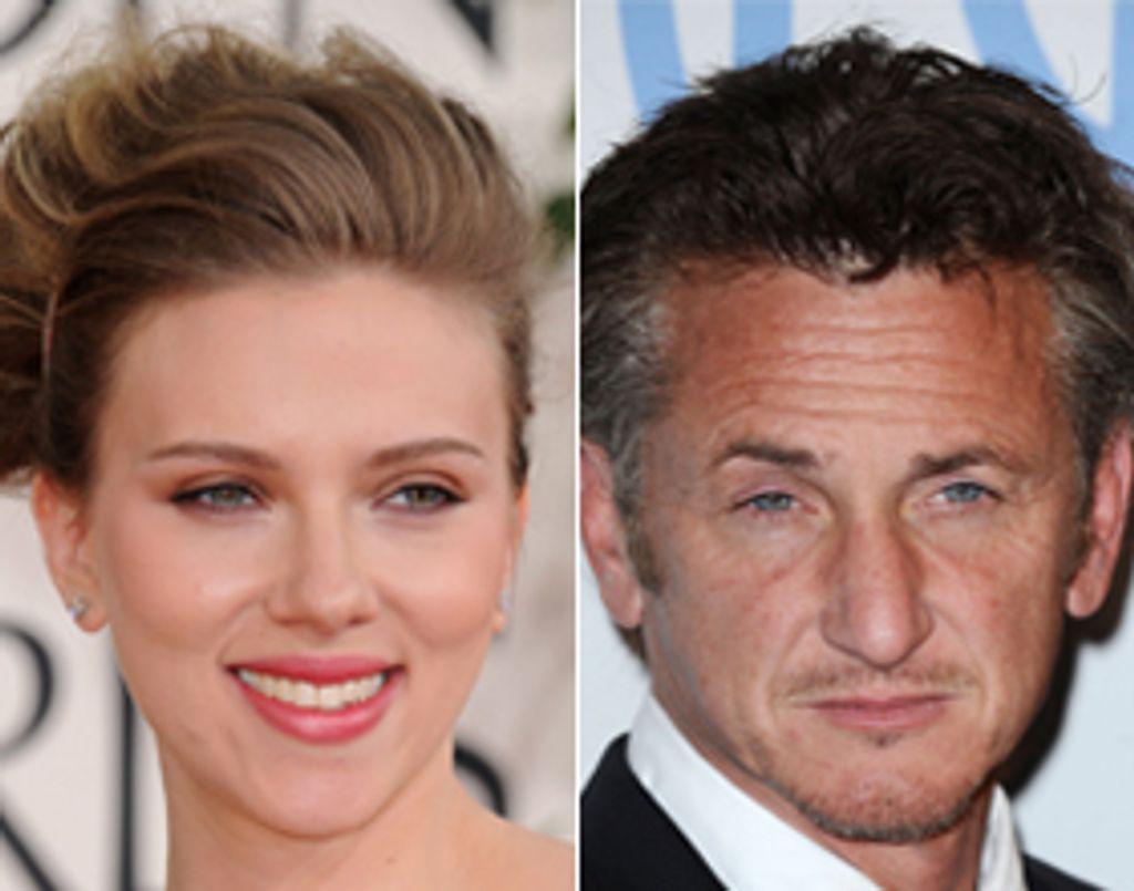Scarlett Johansson et Sean Penn : ils ont enfin officialisé !