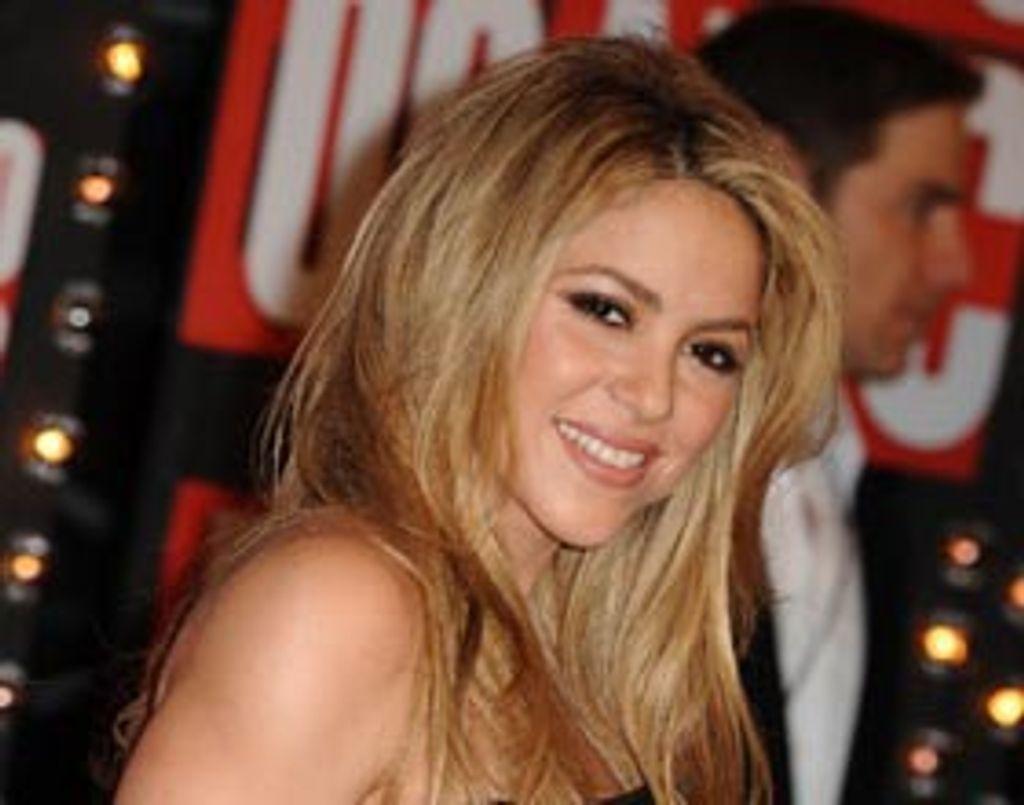 Shakira championne du mondial