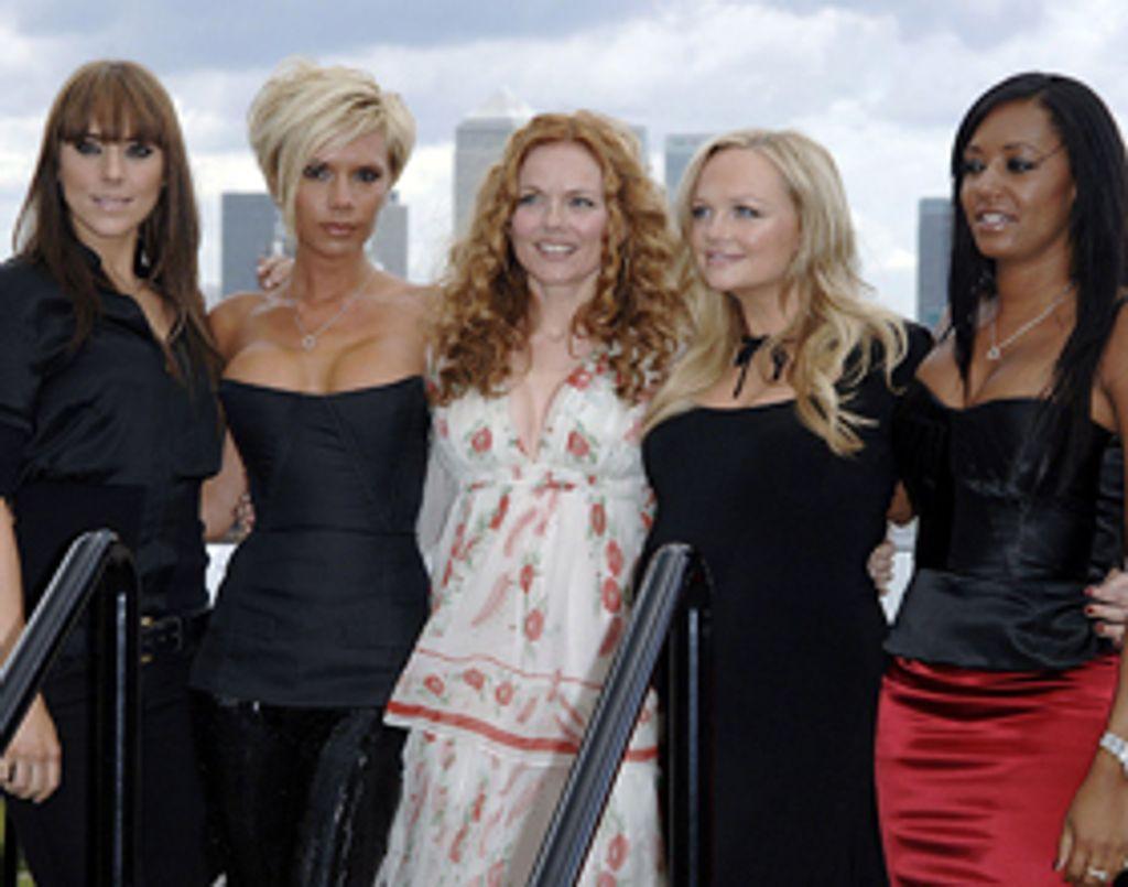 Les Spice Girls aux jeux olympiques ?