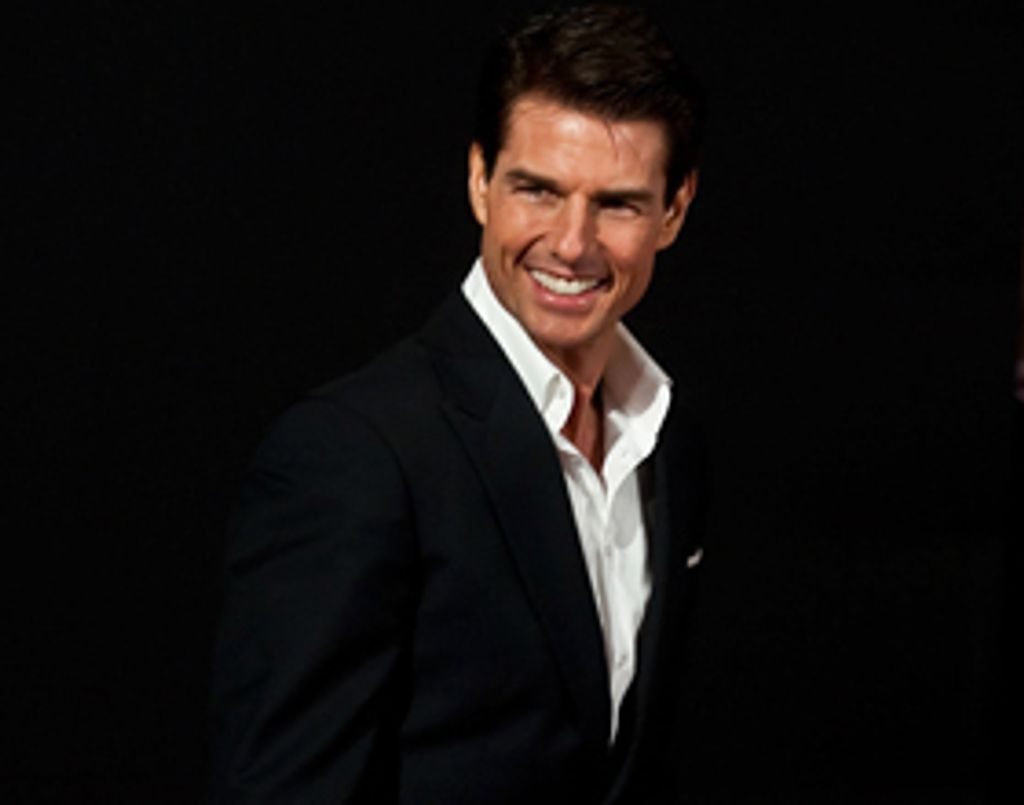 Tom Cruise va à l'école