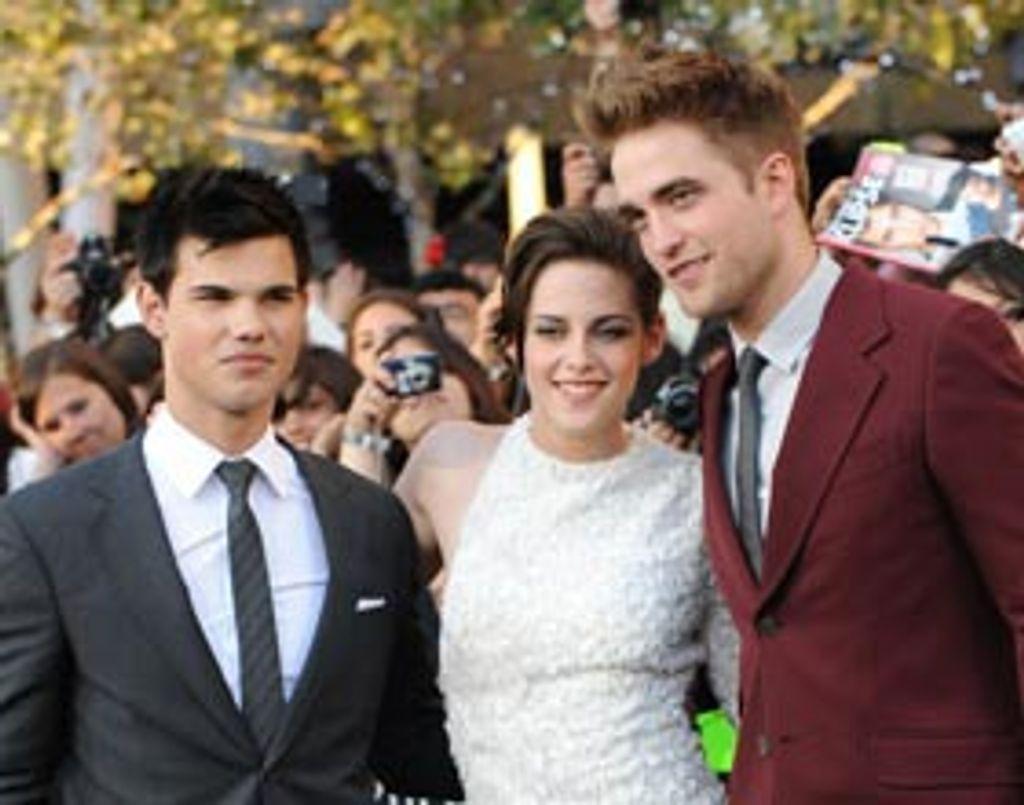 """""""Twilight Eclipse"""", l'avant-première glamour"""