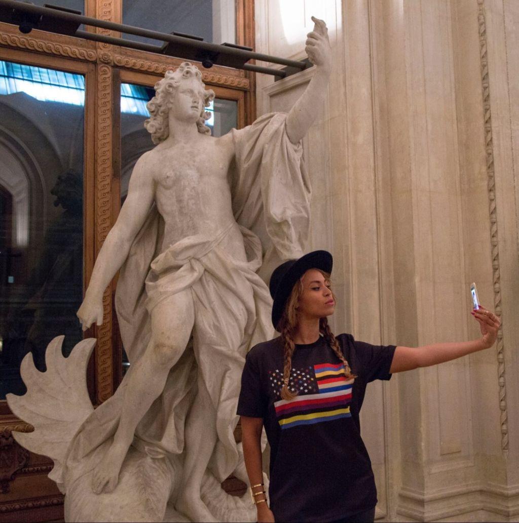 Beyonce et Jay-Z au Louvre, où est le respect ?