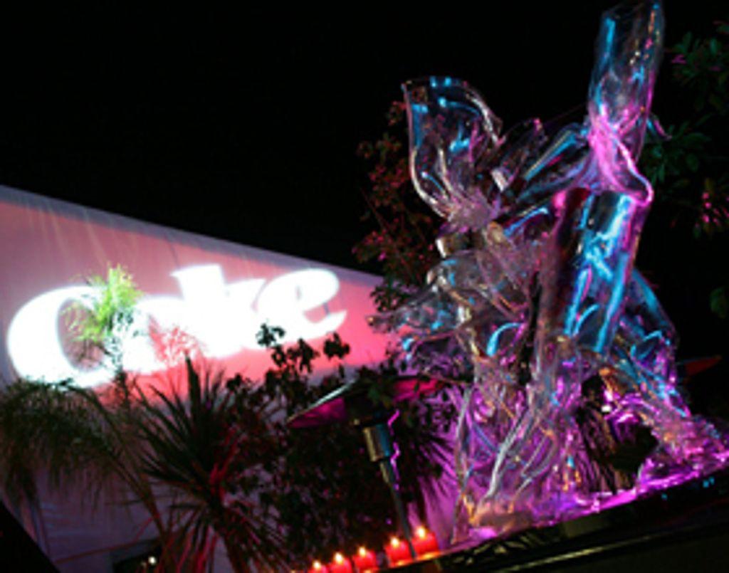 Club Coke, THE soirée à Cannes !