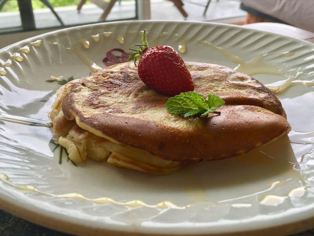 Les pancakes américains de mon enfance