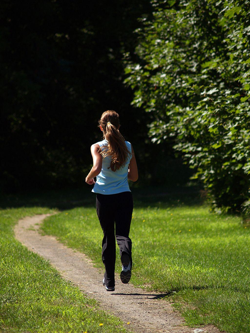 Avant d'aller courir