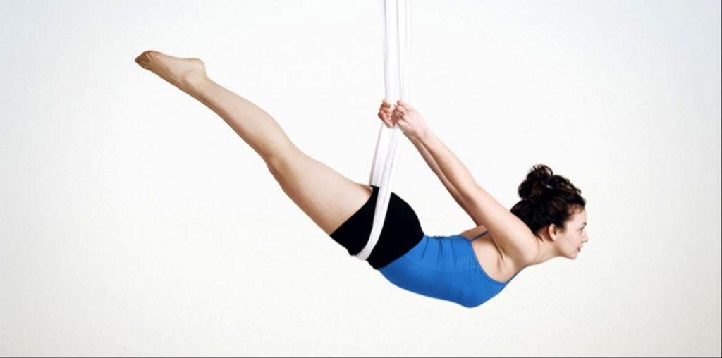 A la découverte du Fly Yoga