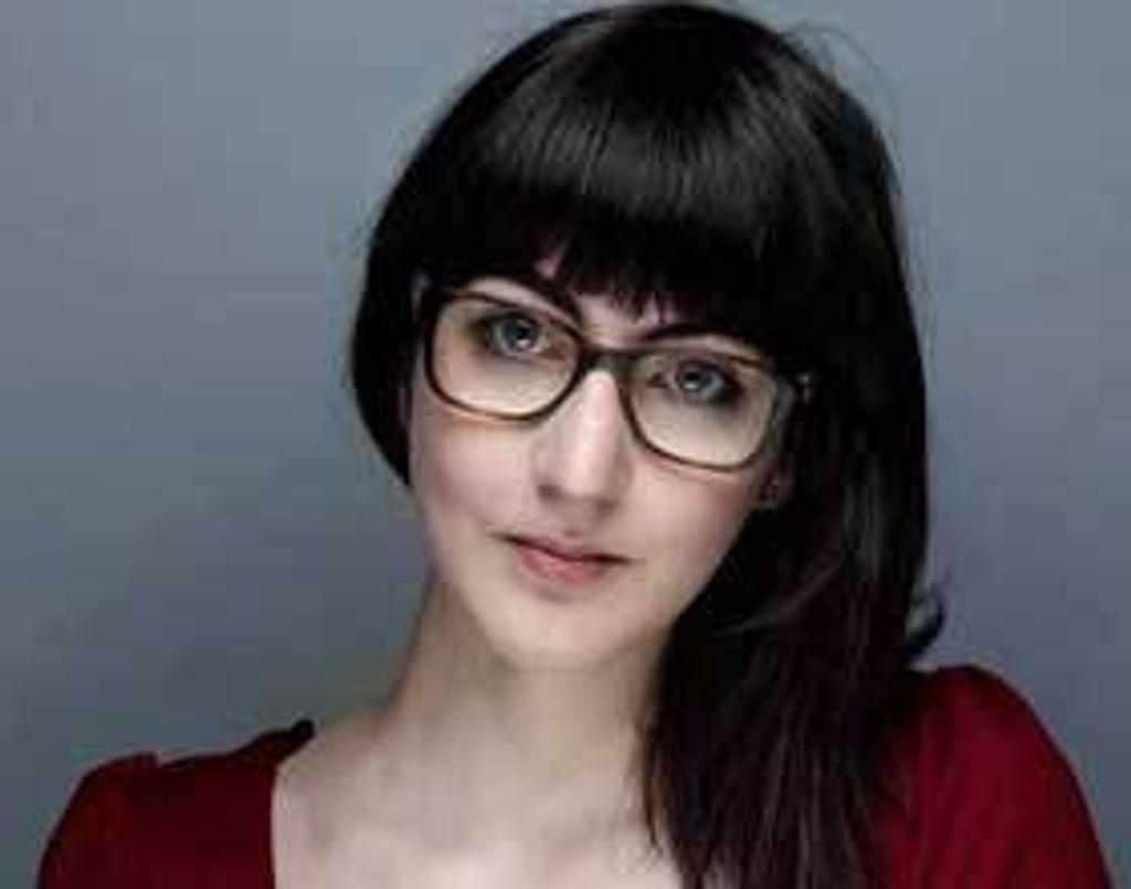 J'ai tiré le portrait de (la jeune photographe) Pauline Darley !