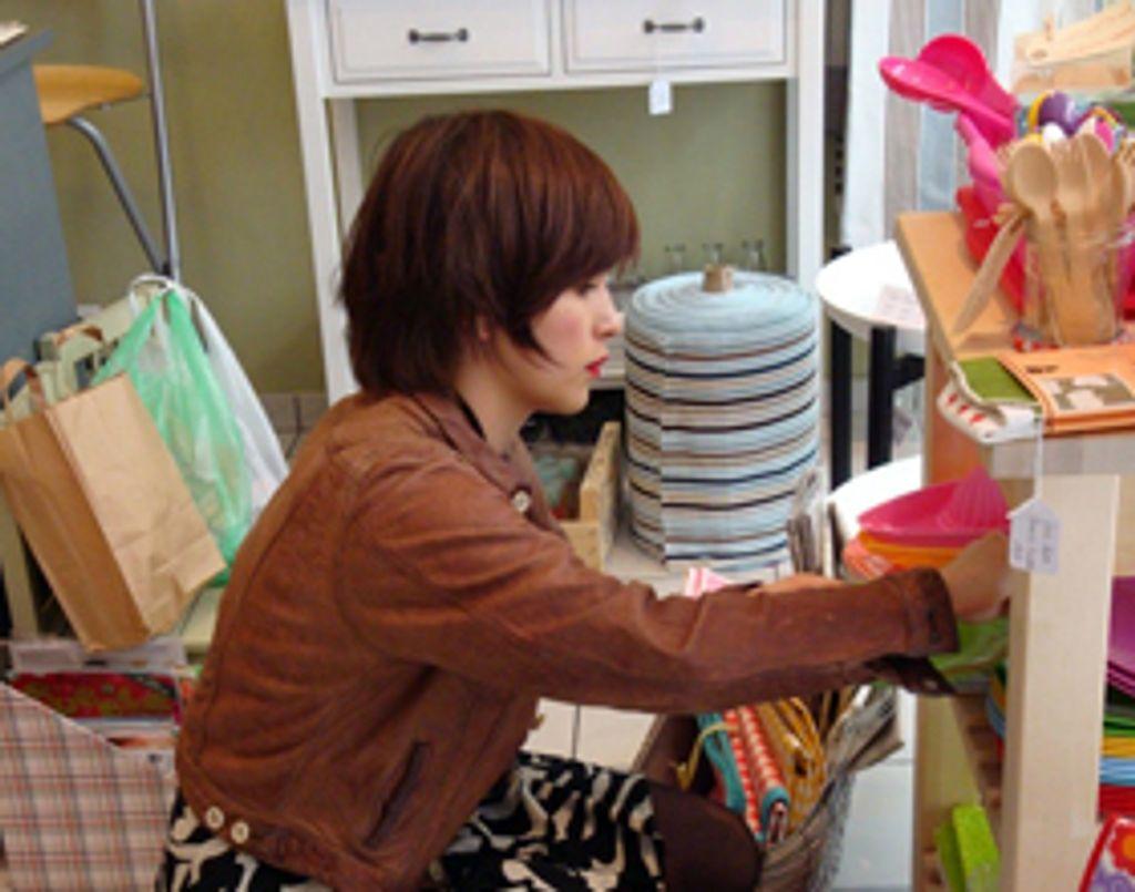 Une journée avec Rachel Khoo, styliste culinaire