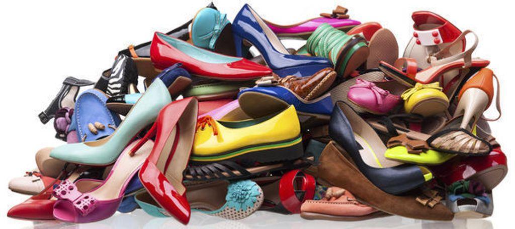 Quand mes chaussures reflètent mon état d'esprit