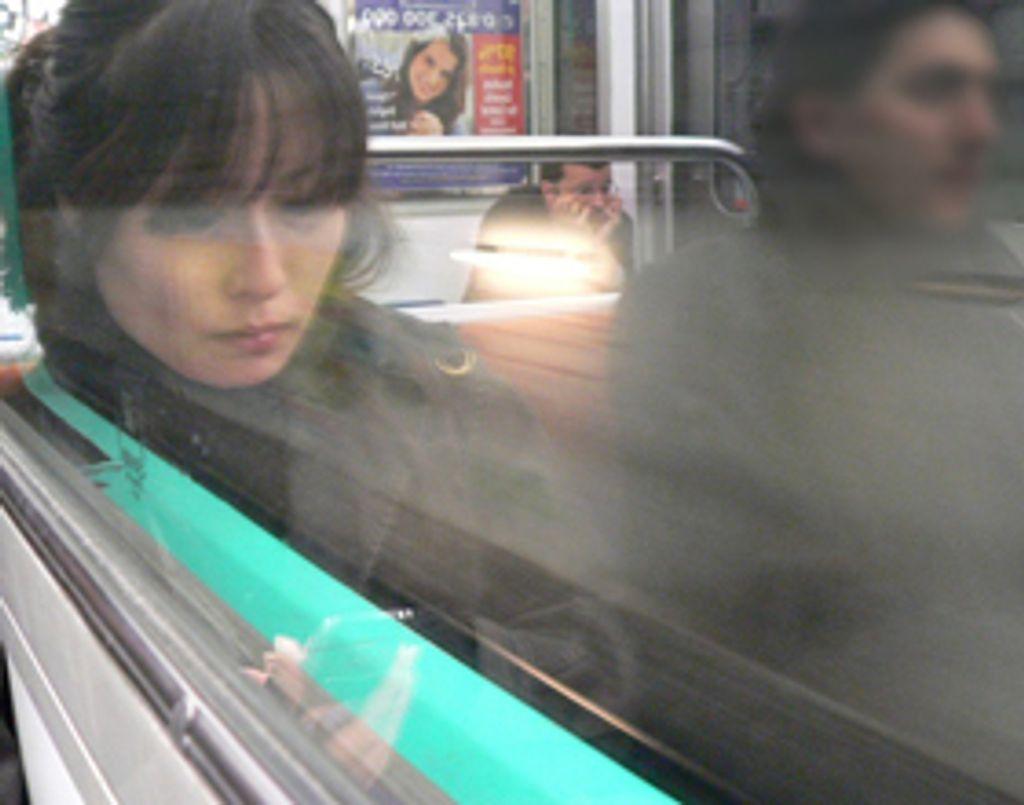 Ma vie dans le métro