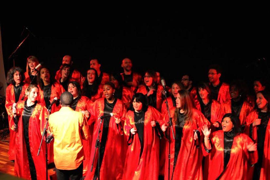 Amazin'Gospel chante pour l'Unicef 44 le 27 novembre à Nantes