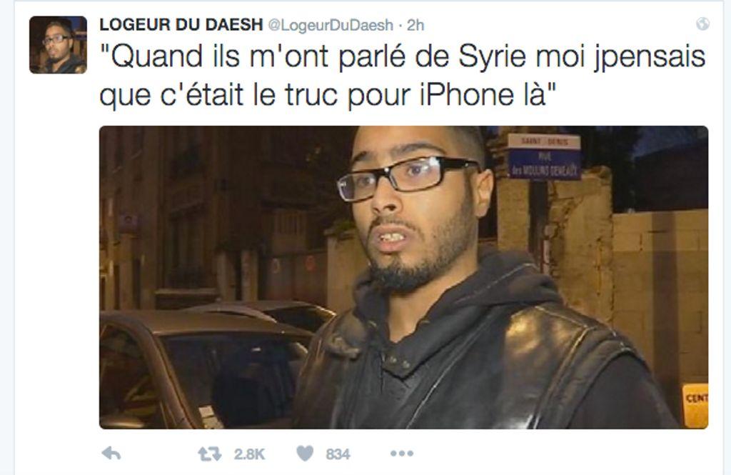 Comment Twitter m'a redonné le sourire après les attentats