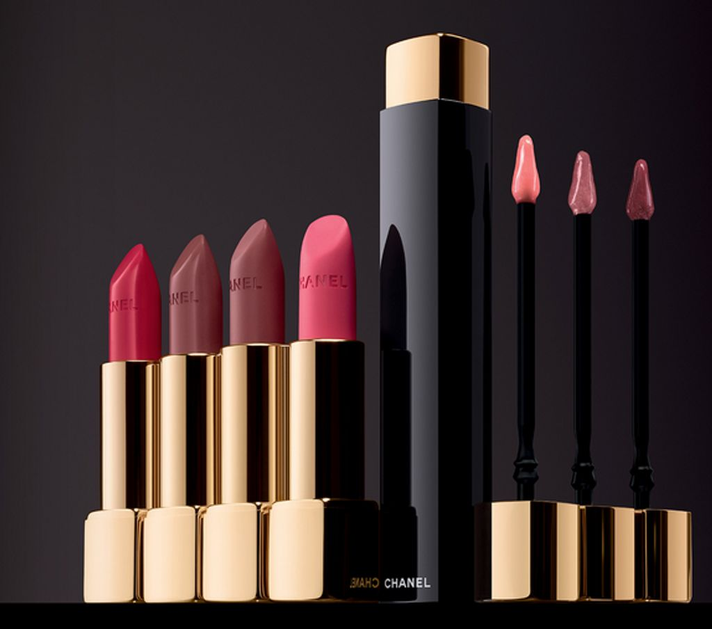 "La nouvelle collection ""Rouge Allure"" de Chanel"