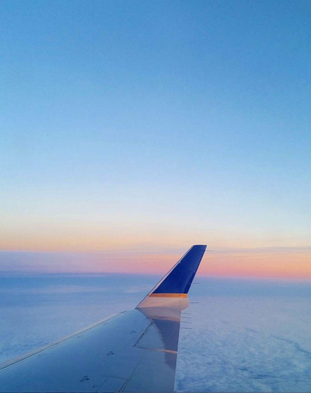 Les voyages en avion